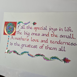 Commissioned Quote