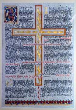 Biblical Calligraphy