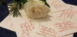 Wedding Address on Envelopes