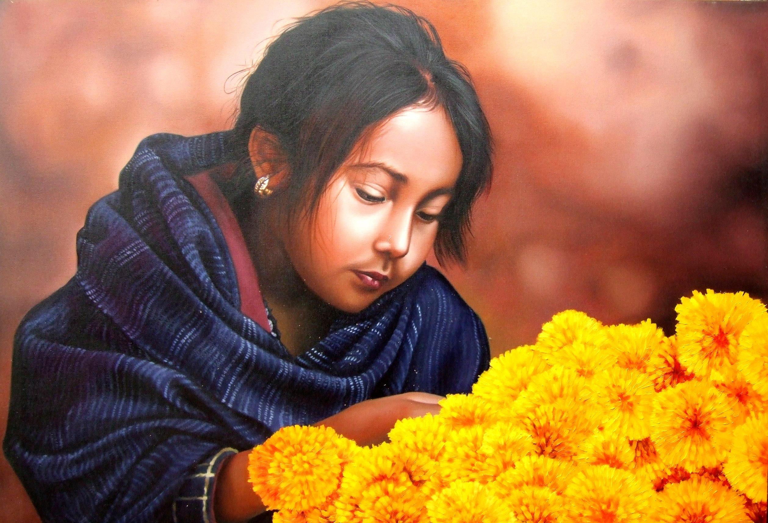 Flor de Xempaxuchilt