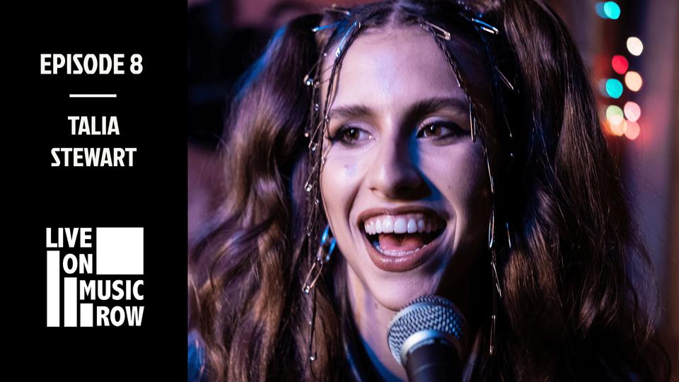 Talia Stewart-Live-on-Music-Row-Built in Nashville