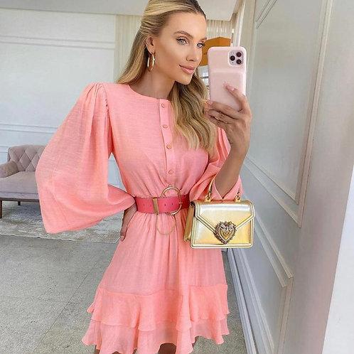 Clover Style* Dress+Belt