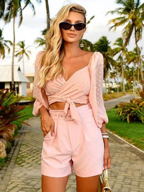 Clover Style*  shirt + skort