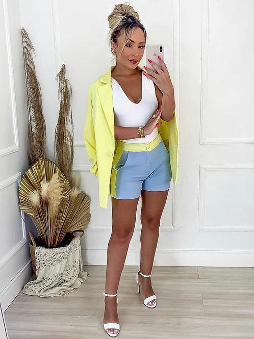 Clover Style*  Blazer