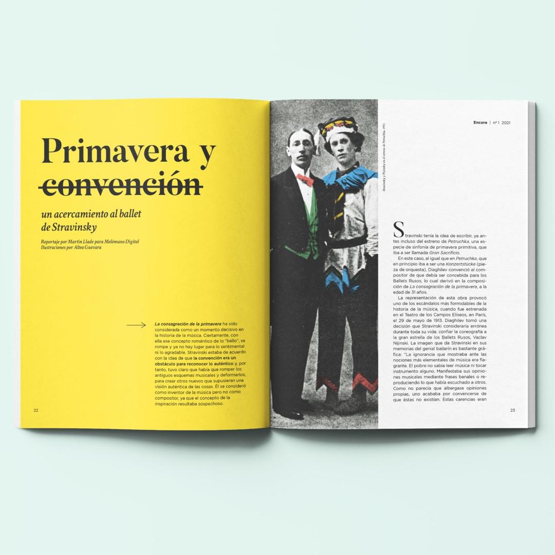 Revista Encore