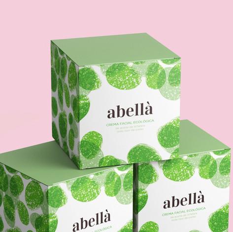 Abellà, crema facial ecológica