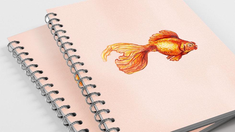 Libreta Goldfish
