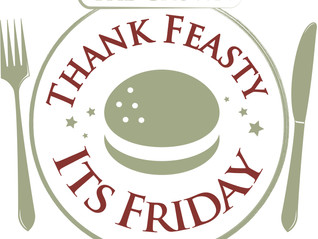 Thank Feasty it's Friday!