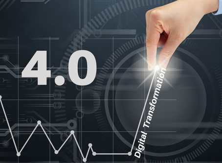 Digital Transformation With Industry 4.0