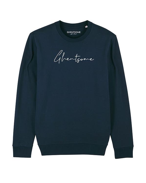 Signature Sweater Navy