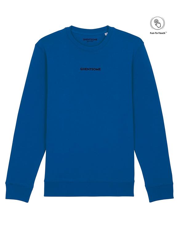 FTT Sweater Marine Blauw