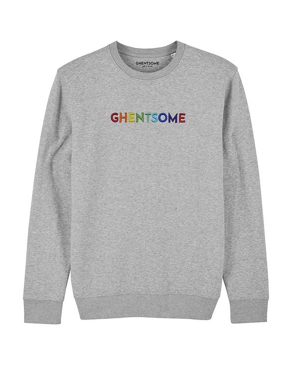 Multicolor Sweater 3D