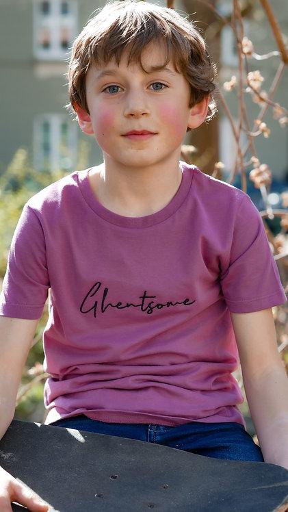 Signature T-shirt Kids  Mauve