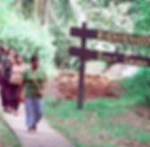 Comunidad indigena Salt Creek Ngobe Boca