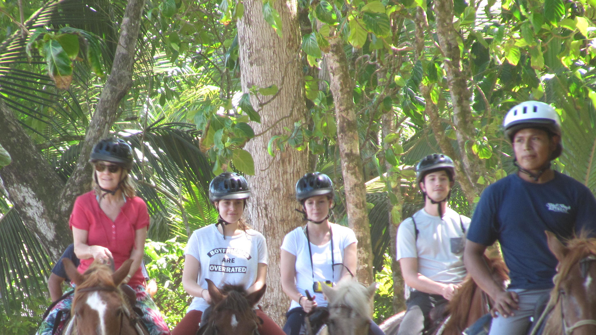 Equitation Bocas del Toro