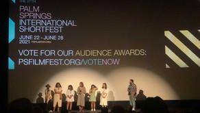 """EXPOSED"" Short Film World Premiering at Palm Springs International Film Festival's Shortfest 2021"