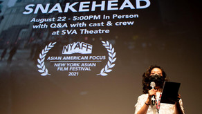 Launching the Asian American Focus section at NYAFF 2021