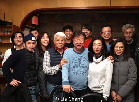 Masterclass with Tzi Ma!!!
