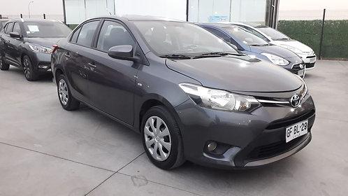 Copia de Toyota New Yaris 1.5 MT 2014
