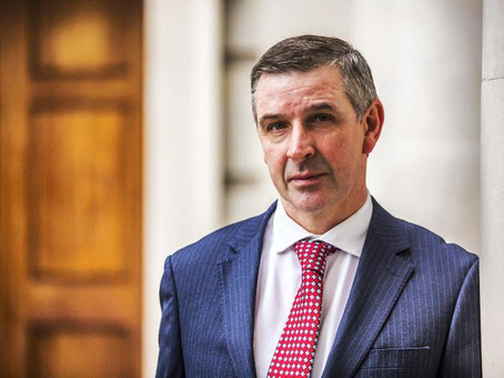 Unionist Ian Marshall vows he won't turn his back on Dublin after losing seat in Irish Senate