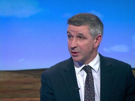 Unionist Ian Marshall seeks re-election to Seanad