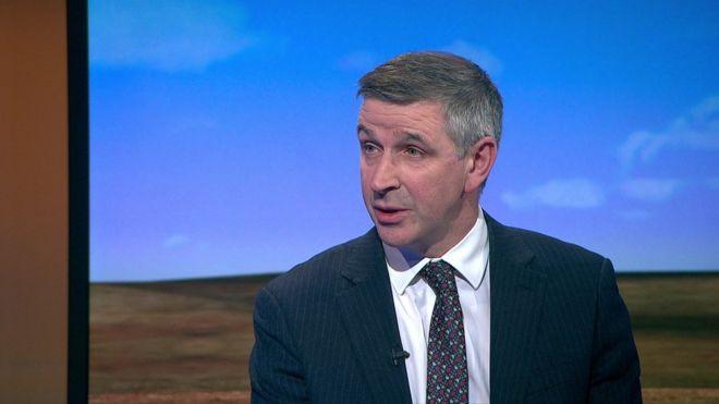 Senator Ian Marshall was interviewed on Sunday Politics 16th February 2020.
