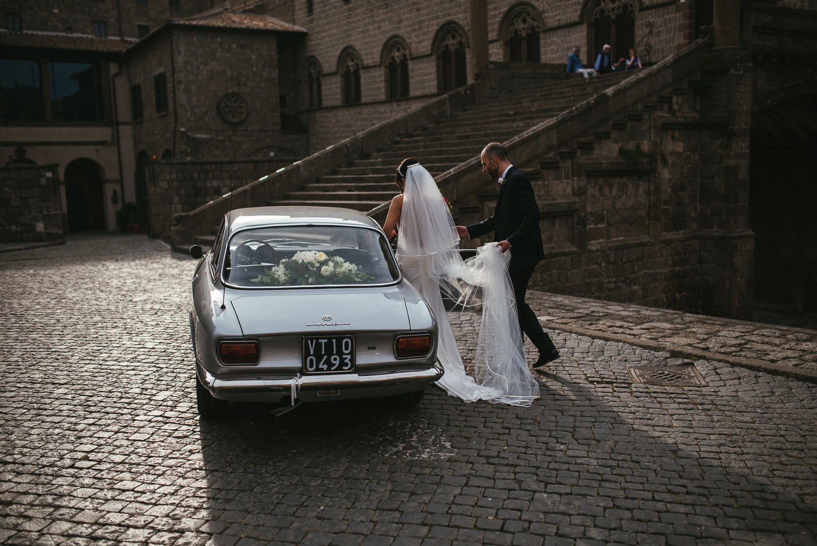 Wedding int he heart of Tuscia