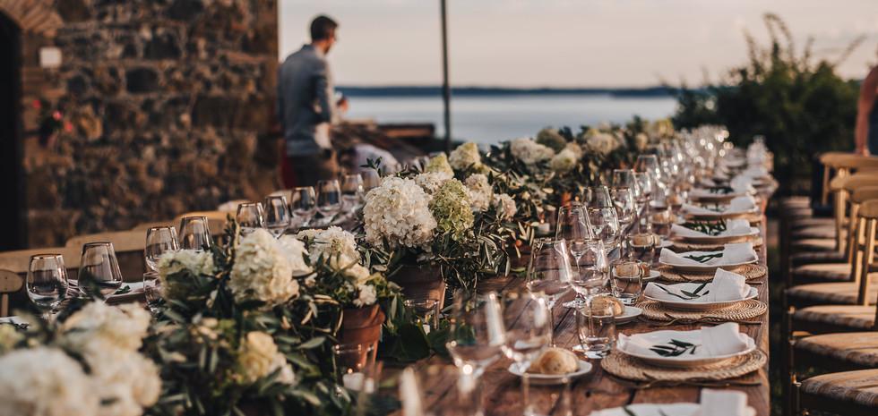 Destination Wedding Bolsena Lake