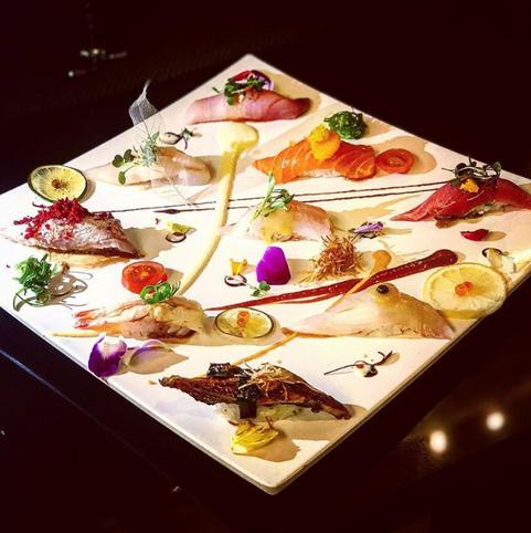 Fusion Sushi Omakse