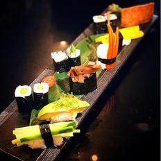 Veggie Sushi Omakase