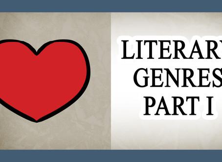 Noveljutsu Episode 04 - Genre Part I (Romance and Historical)