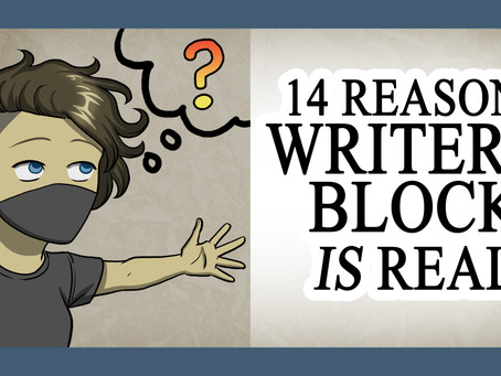 We Need to Talk About How We Talk About Writer's Block