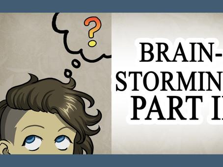 Noveljutsu Episode 02 - Brainstorming Part II