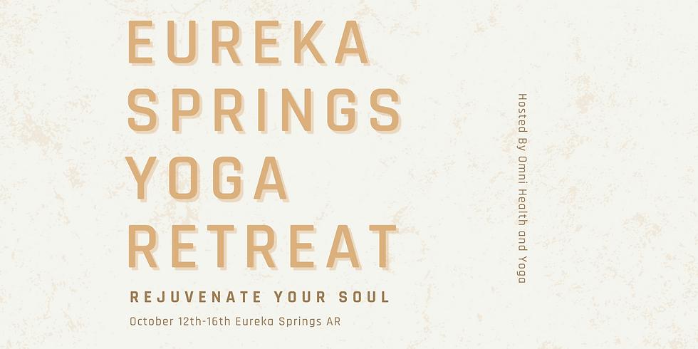 Eureka Springs Immersive Yoga Retreat