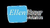 Ellen Baur Logo blue transparent.png