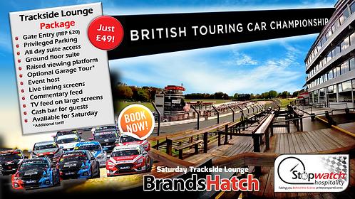 BTCC. Brands Hatch. 23/24 October