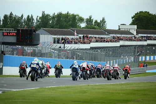 World Superbikes Donington Park. 2/3/4 July