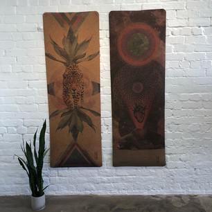 Natural Cork Yoga Mats
