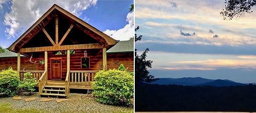 Scenic and the City vacation rental in Blue Ridge GA