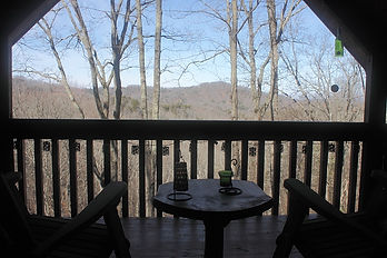 Heavenly Hollow vacation rental in Blue Ridge GA