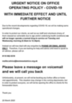 Urgent notice 20.03.20.PNG