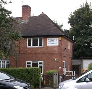 Image of the Bestwood Advice Centre