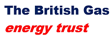 The British Gas Energy Trust Logo
