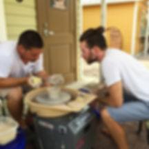 Pottery Lessons by Matt Kearney