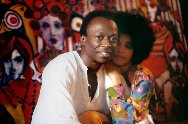 Betty e Miles Davis