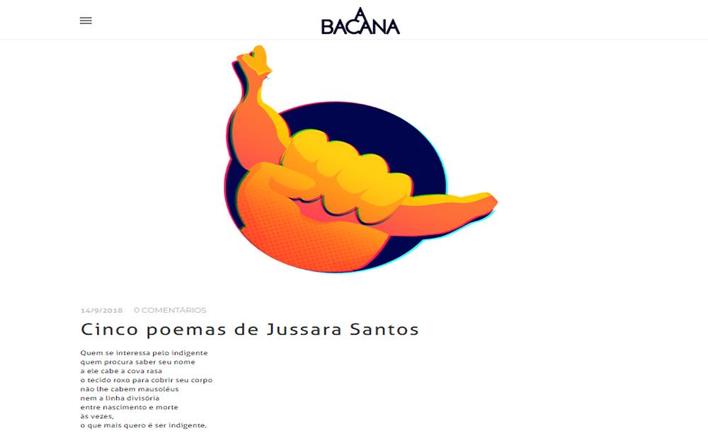 Revista Literária A Bacana
