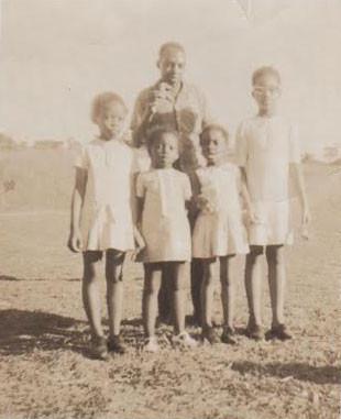 Jussara e sua familia