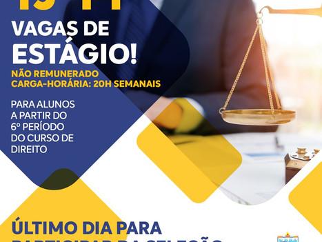 Tribunal de Justiça do Estado do Piauí abre seleção para estagio em Direito