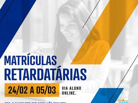 Faculdade R.Sá disponibiliza novo prazo para matrículas retardatárias