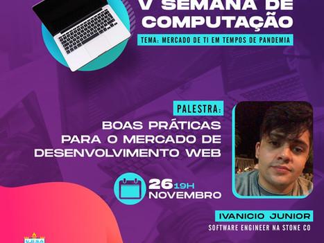 V Semana de Computação contará com palestras e apresentação de trabalhos